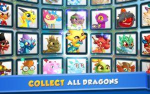 collect all dragons
