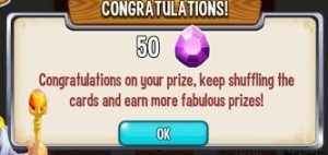 daily bonus for gems