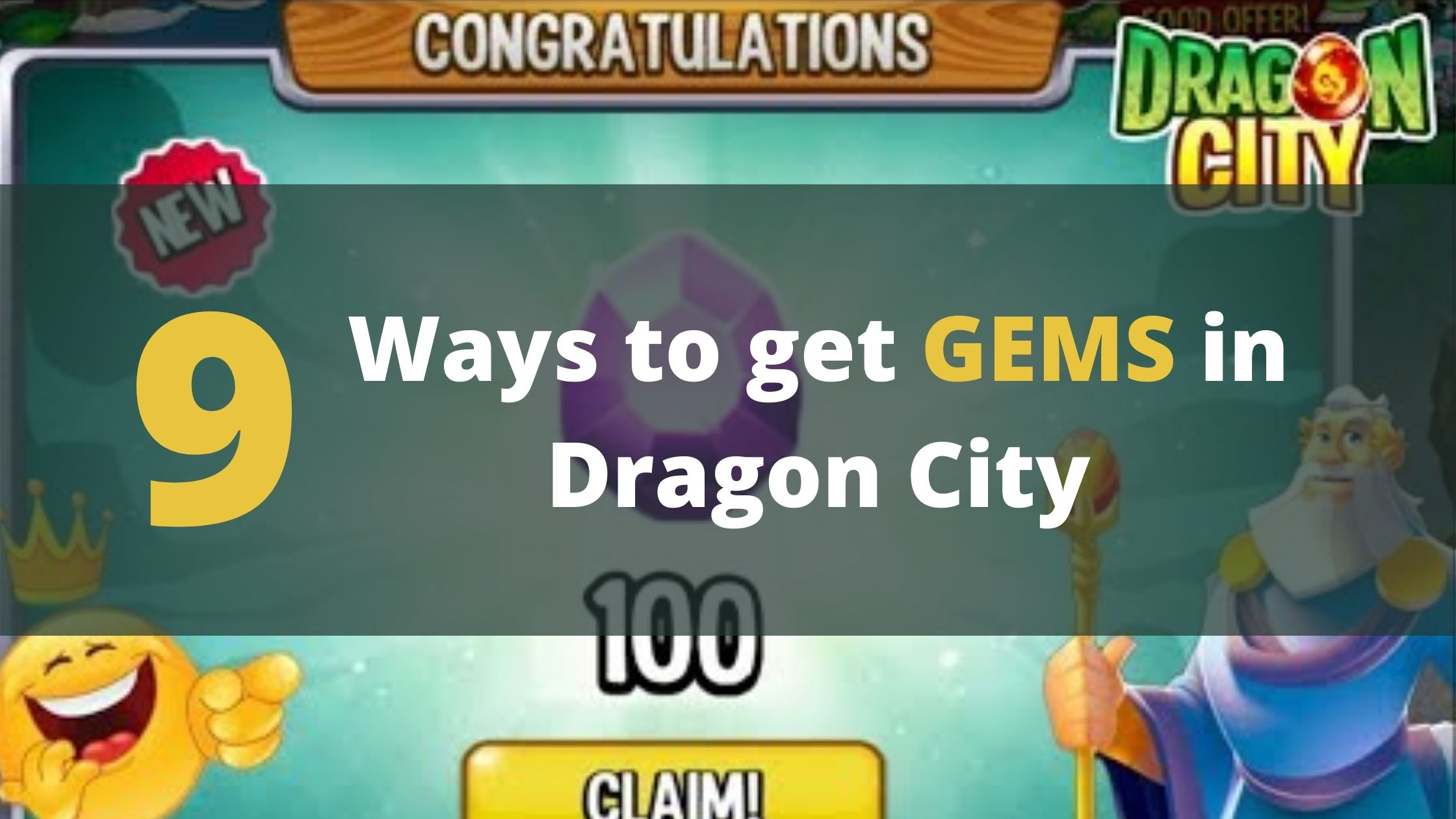 how to get gems in dragon city